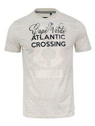Gaastra T-shirt Kaius Grijs