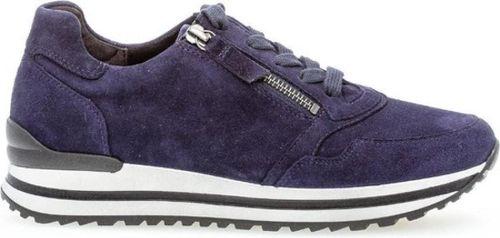 Gabor 56.528.36 Dames Sneakers - blauw