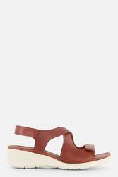 Gabor Comfort Sandalen met sleehak roze