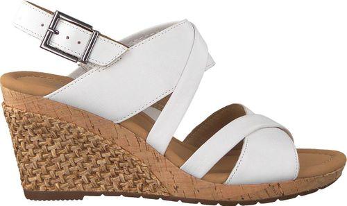 Gabor Dames Sandaletten - Wit