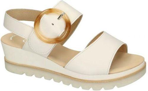 Gabor -Dames -  wit - sandalen