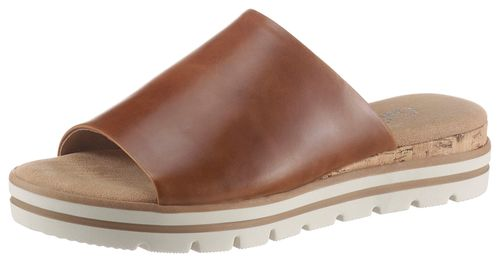 Gabor slippers Rhodos in wijdte g (=wijd)