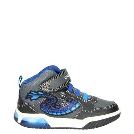 Geox Inek hoge sneakers zwart