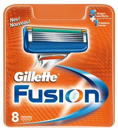 Gillette Fusion Navulmesjes