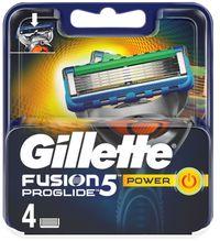 Gillette Fusion5 ProGlide Power Navulmesjes
