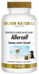 Golden Naturals Allersolf 60 capsules