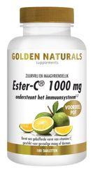 Golden Naturals Ester-c 1000mg 180 capsules