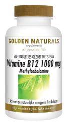 Golden Naturals Vitamine B12 1000mcg Tabletten