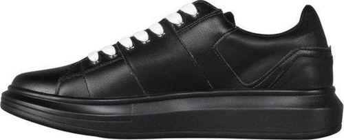 GUESS Salerno II Heren Sneakers - Zwart