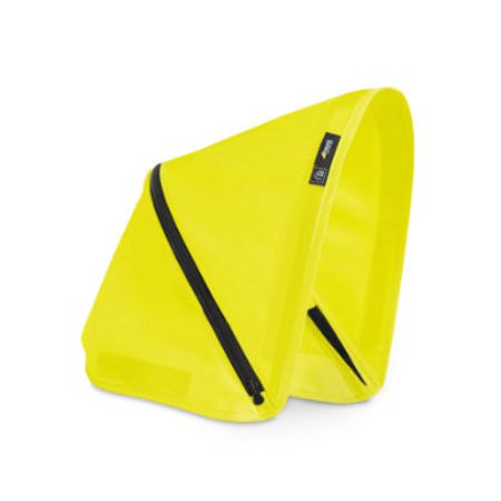 hauck Zonneluifel Swift X Single Deluxe Neon Yellow