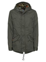 Heren Tussenparka 'NEW ROOKIE MILITARY PARKA'