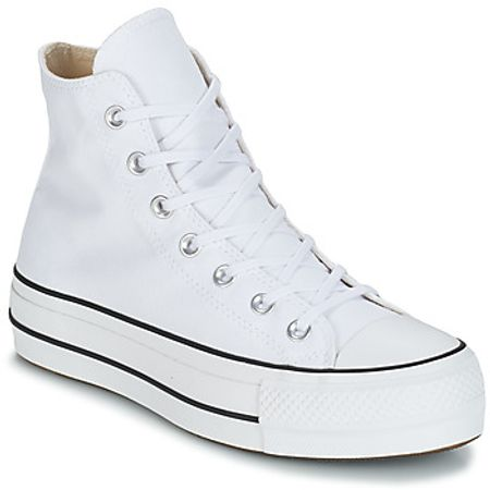 Hoge Sneakers Converse  CHUCK TAYLOR ALL STAR LIFT CANVAS HI