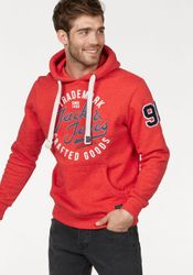 Jack & Jones hoodie CHAMPS SWEAT HOOD