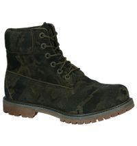 Kaki Boots met Veter Timberland 6 Inch Premium WP
