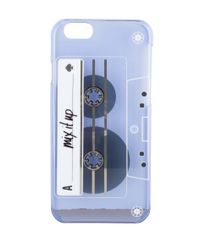 Kate Spade-Smartphone covers-iPhone 6 Case Mix It Up-Blauw