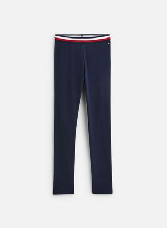 Kleding Pantalon legging Solid Tommy Leggings by Tommy Hilfiger