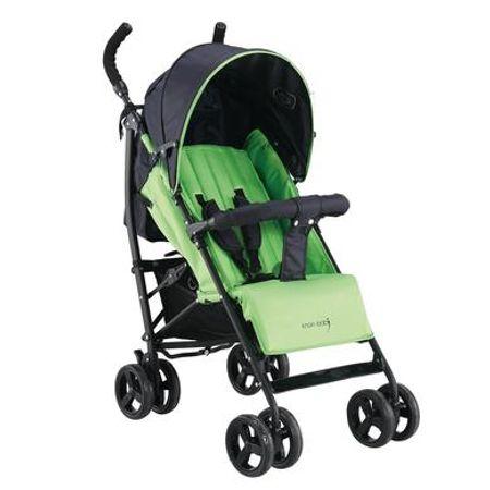 knorr-baby  Buggy Styler Happy Colour groen - Groen