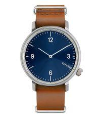 KOMONO Horloges Magnus II Blauw