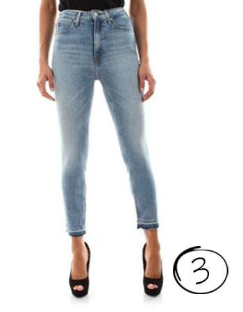 jeans voor korte benen