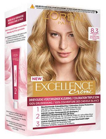 L'Oréal Paris Excellence Creme 8.3 Licht Goudblond