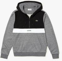 Lacoste Sweater Zwart, Grijs, Wit   9