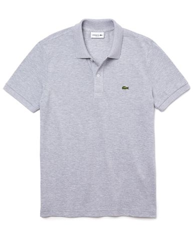 Lacoste T-shirts Slim Fit Polo Grijs