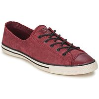 Lage Sneakers Converse  Chuck Taylor All Star FANCY LEATHER OX