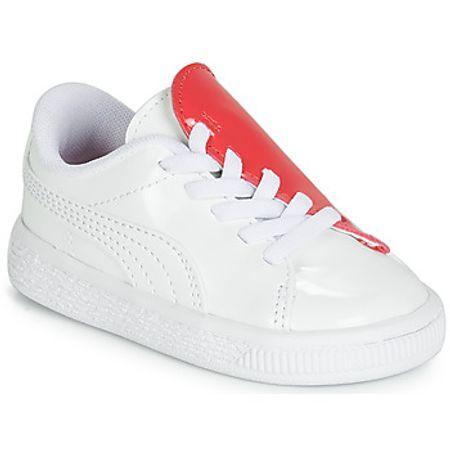 Lage Sneakers Puma  INF B CRUSH PATENT AC.W-H