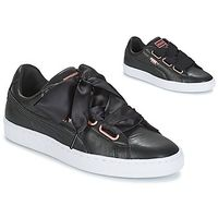 Lage Sneakers Puma  WN SUEDE HEART LEATHER.BLA