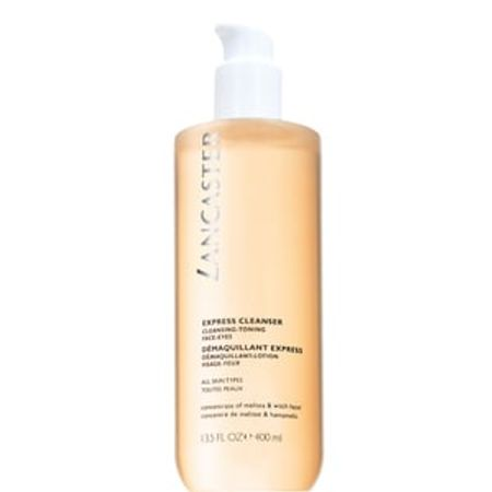 Lancaster Express Cleanser cleansing-toning face-eyes