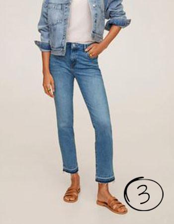 jeans voor lange benen