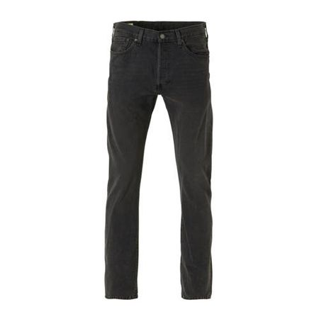 Levi's 501 regular fit jeans solice