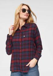 Levi's® geruite blouse Ultimate Boyfriend