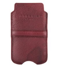 Liebeskind Smartphone covers Double Dyed iPhone 4 Cover Rood