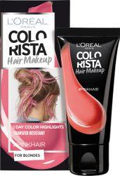 L'Oréal Paris Colorista Hair Makeup -Pink - 1 Dag Haarkleuring