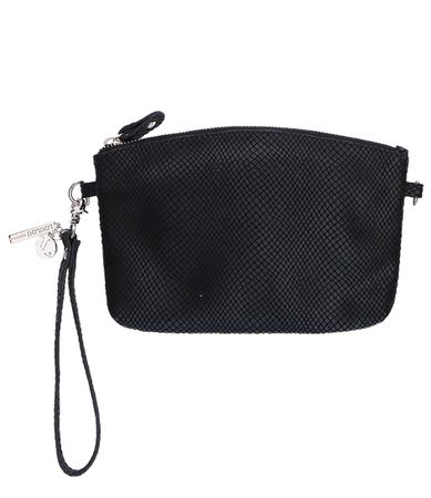 LouLou Essentiels Clutches Pouch Queen Zwart