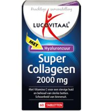 Lucovitaal Super Collageen 2000 (60tb)