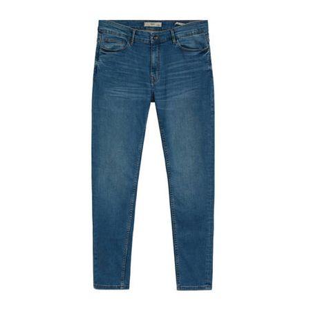 Mango Man skinny jeans groen