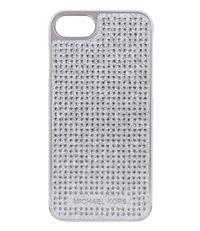 Michael Kors Smartphone covers Electronic Novelty iPhone 7 Cover Letters Zilverkleurig