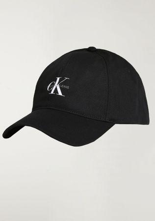 Monogram embro cap