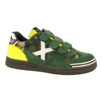 Munich Klittenband schoenen groen