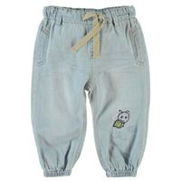name it  Boys Broek Nittisho light blue denim - Blauw - Jongen