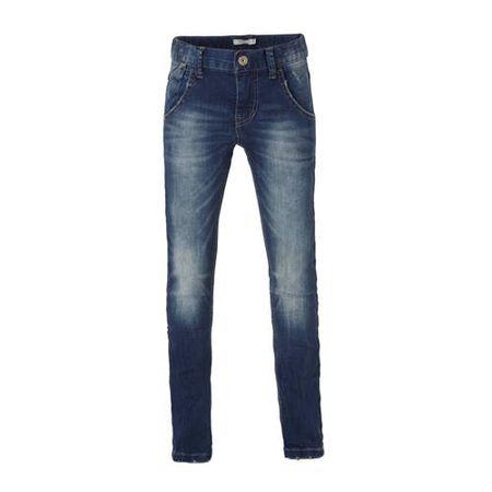 name it KIDS Nittasmania slim fit jeans