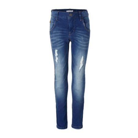 name it KIDS Theo x-slim fit jeans