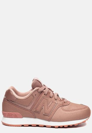 New Balance 574 Sneakers roze