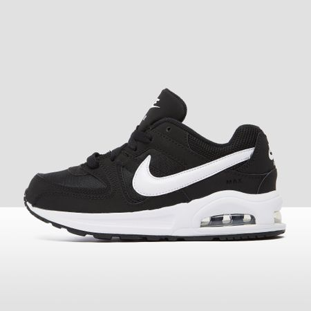 NIKE Air command flex sneakers zwart/wit kinderen Kinderen