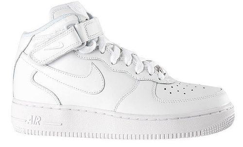 Nike Air force 1 mid '07 314195113 gs wit