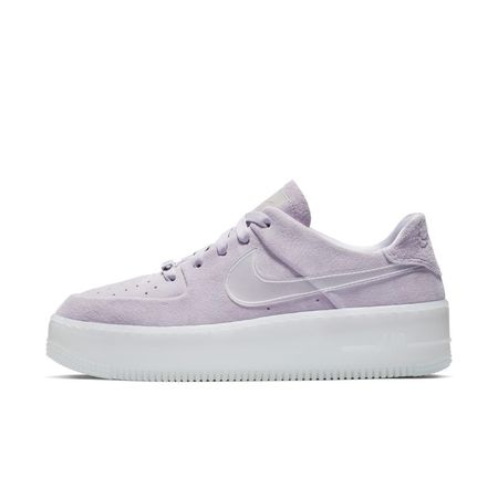 7e9363cdb8e Nike Air Force 1 Sage Low LX Damesschoen - Paars AR5409-500 ...