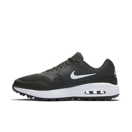 Nike Air Max 1 G Golfschoen voor heren - Zwart