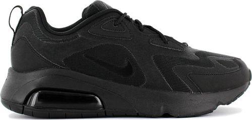 Nike Air Max 200 AQ2568-003 Heren Sneaker Sportschoenen Schoenen Zwart